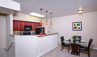 Kitchen, 43 North Apartments