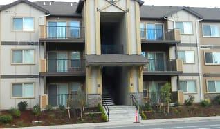 Building, Sierra Point Apartments