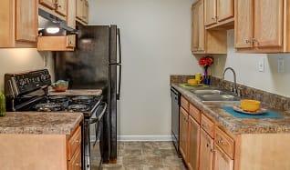 Kitchen, Stonebridge Apartments