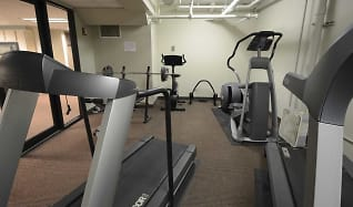Fitness Weight Room, The Osborn/Huron Square
