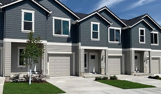 Building, Cameo Townhomes