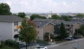 Building, Highland Terrace Apartments