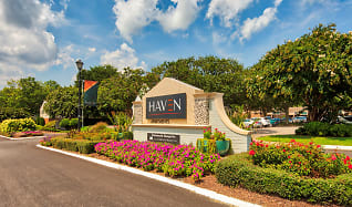 Community Signage, Haven Apartments and Townhomes