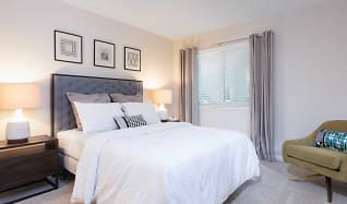 Bedroom, The Meadows