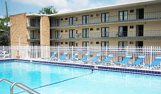Pool, College Manor Communities - Per Bed Lease