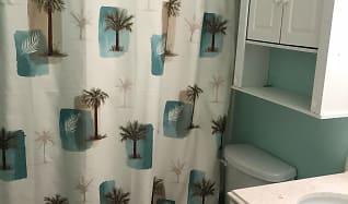 Bathroom, Lexington place