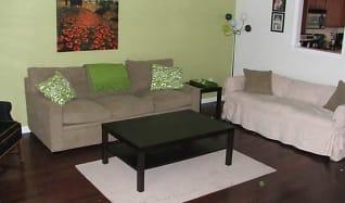 Living Room, South Hampton Terrace