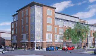 Building, Lofts at Kendall Square