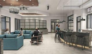 Clubhouse, 3800 Acqua Apartments