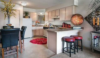 Kitchen, The Links at Fort Smith