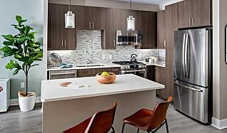 One Bedroom Kitchen (Urban Finish Scheme), Avalon Great Neck