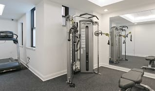 Fitness Weight Room, Providence G