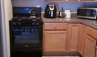 Kitchen, Washington Townhomes