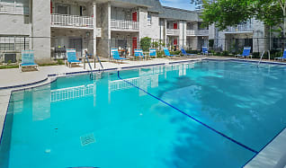Pool, Uptown Apartments
