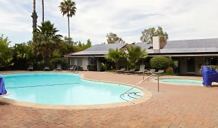 Pool, Shasta Villa