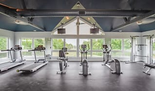 Fitness Weight Room, Villages Of Wildwood