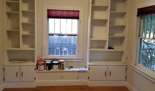 Living Room, 2628 17th Street