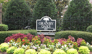 Landscaping, Granby Oaks