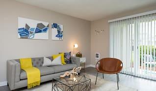 Living Room, Hidden Oaks