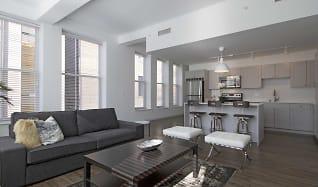 Living Room, MKE Lofts