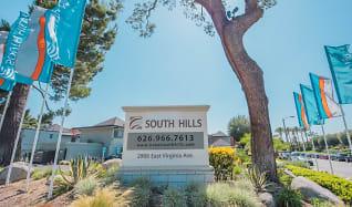 Community Signage, South Hills
