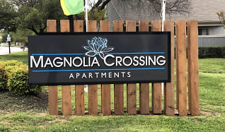 Community Signage, Magnolia Crossing