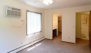 Bedroom, Chelsea Park Apartments