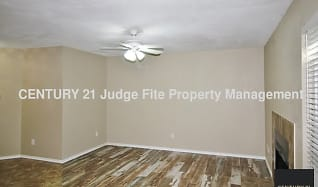Living Area, 1608 Pecan Chase Circle #41