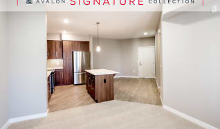 Phase II - Two Bedroom Signature Collection Kitchen/Entry, Avalon Dublin Station