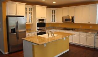Kitchen, 17748 White Marble