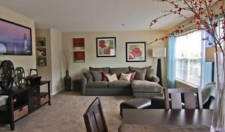 Living Room, Woodbury Park at City Centre