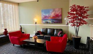Foyer, Entryway, Mystic Creek Apartments