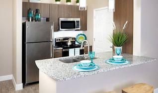 Kitchen, Southern Avenue Villas