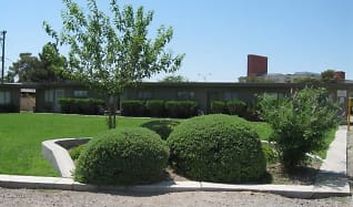 Landscaping, Living Desert Apartments