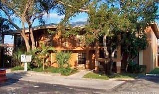Building, Boca Apartments