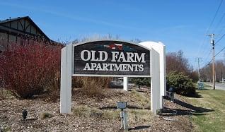 Community Signage, Old Farm Apartments