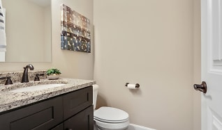 Bathroom, 9328 N Main St