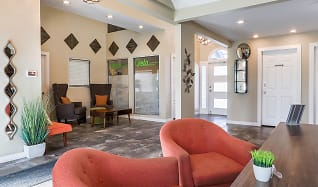 Living Room, Velo Apartments