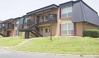 Building, Royal Orleans Apartments