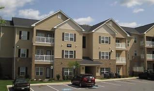 Building, Gibson Ridge