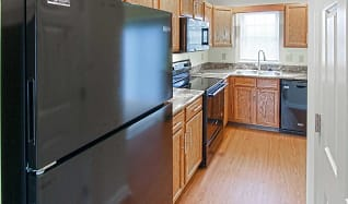 Kitchen, Rockledge Townhomes