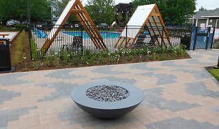 Playground, Conifer Place Apartments
