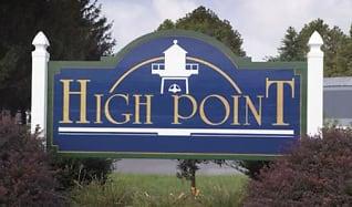 Building, High Point Park