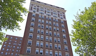 Building, The Taft Apartments