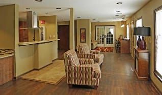 Living Room, The Residences at Linwood