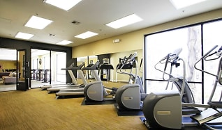 Fitness Weight Room, Seaport Homes Luxury Condos & Townhouses