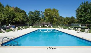 Pool, Village Crest Apartments