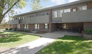 Building, Park House Apartments