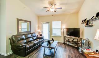 Living Room, Buchanan Way Apartments