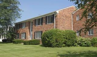 Building, Cherry Hill Village